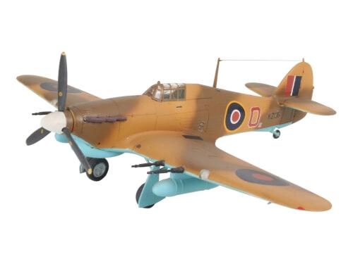 Revell 04144 Hawker Hurricane Mk IIC
