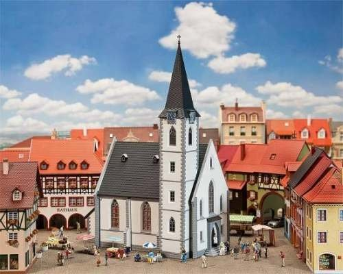 Faller 130490 Kleinstadtkirche