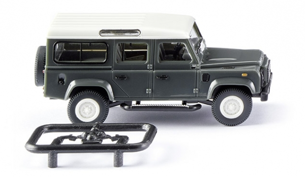 Wiking 010202 Land Rover Defender 110 - keswick green