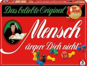 Schmidt 49020 Mensch ärgere Dich nicht, Jubiläumsausgabe