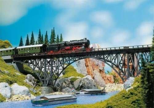 Faller 120541 Stahlträgerbrücke