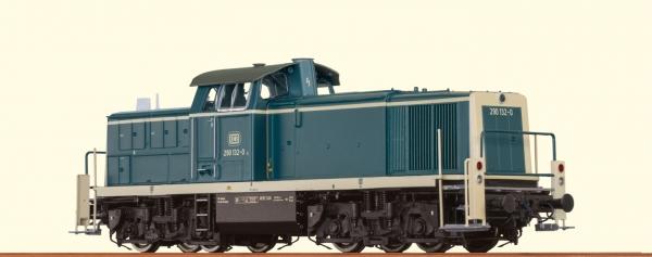Brawa 41504 H0 Diesellok BR 290 DB IV Digital-Extra