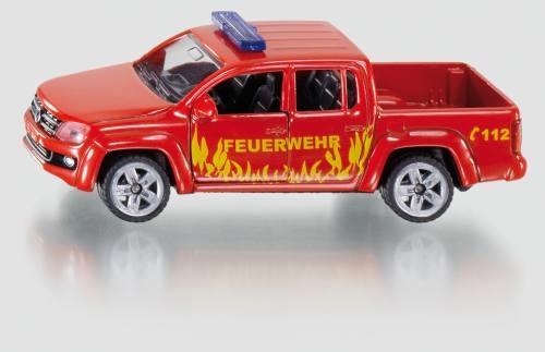 Siku 1467 Feuerwehr-Pick-Up