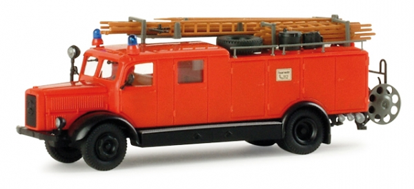 Herpa 743112 Feuerwehr LF 25 FF Itzehoe