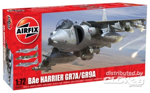 Airfix 04050 Harrier GR9