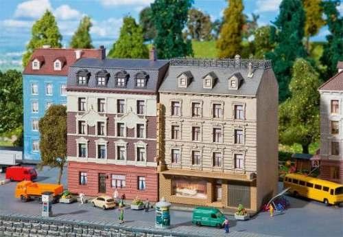 Faller 232312 2 Stadthäuser