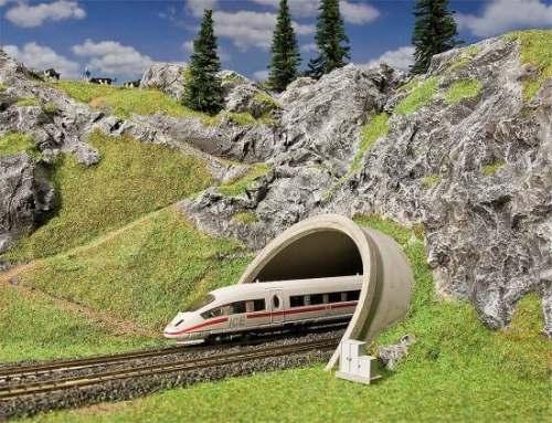 Faller 120562 ICE-/Straßen-Tunnelportal