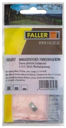 Faller 180697 Minilichteffekte Fernsehflack