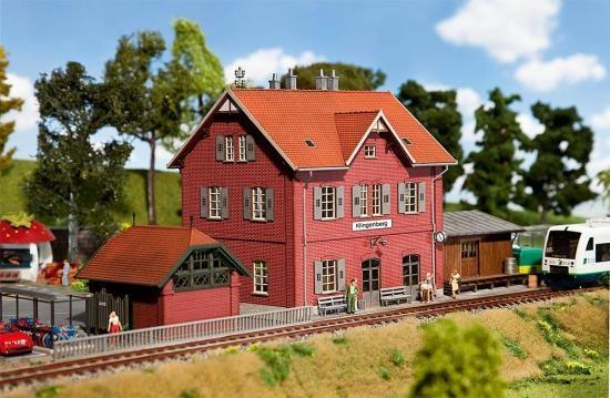 Faller 110096 Bahnhof Klingenberg (LC)