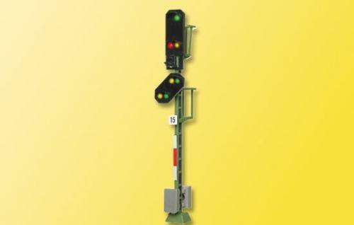 Viessmann 4015 H0 Einfahrsignal m. Vorsignal