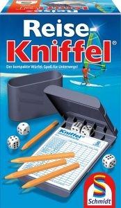 Schmidt 49091 Reise-Kniffel mit Zusatzblock
