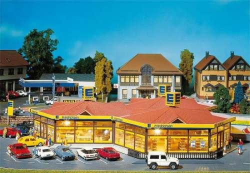Faller 130342 Edeka-Markt Friedrichsen