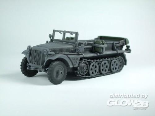 Caesar Miniatures 7204 WWII German Sd. Kfz. 10 Halft
