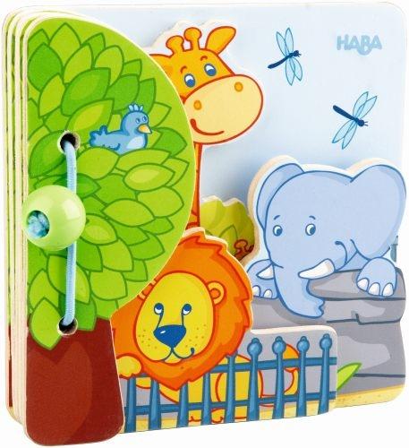 Haba 300129 Babybuch Zoofreunde