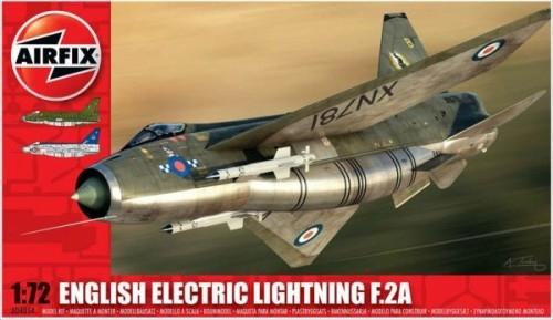Airfix 04054 EE Lightning F2