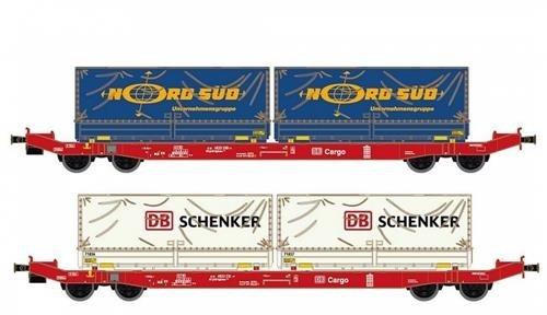 Hobbytrain H23761 Sgkkms 698 DB Schenker + NordSüd Ep. VI