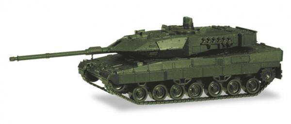 Herpa 746182 Kampfpanzer Leopard 2A7, undekoriert
