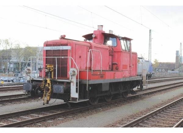 Piko 52821 ~Diesellok BR 363 DB AG VI