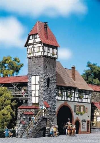 Faller 130402 Altstadt-Turmhaus