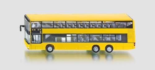 Siku 1884 MAN Doppelstock Linienbus