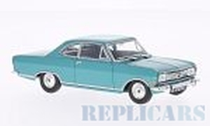 White Box WB099 Opel Rekord B Coupe, green