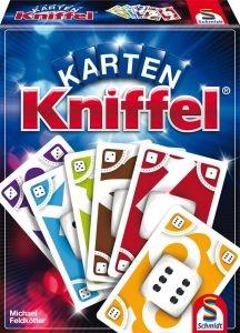 Schmidt 75025 Karten-Kniffel