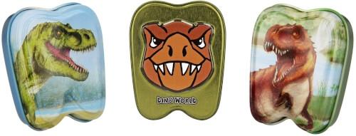 Depesche 5615 Dino World Blechdöschen