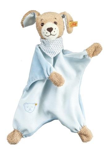 Steiff 239694 Gute Nacht Hund Schmusetuch 3