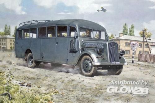 Roden 0720 Opel Blitz Bus 3.6-47 type W3