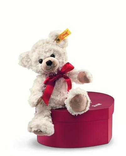 Steiff 109904 Teddyb.Sweetheart 22 creme in