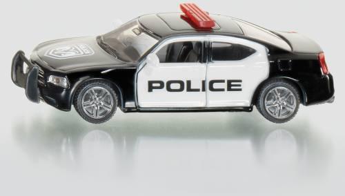 Siku 1404 US-Streifenwagen