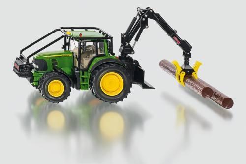 Siku 4063 John Deere Forsttraktor