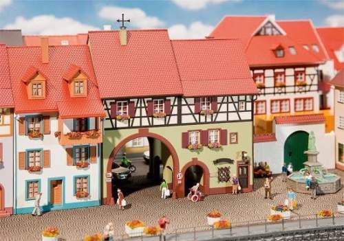 Faller 130499 Stadthaus Niederes Tor