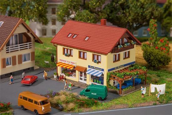 Faller 232336 Bäckerei/Metzgerei