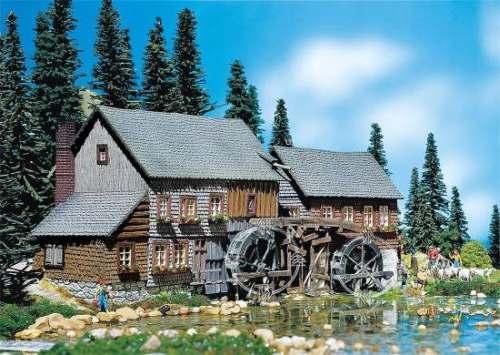 Faller 130388 Hexenlochmühle (mit Motor)
