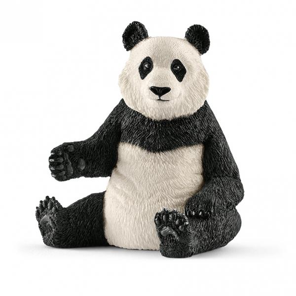 Schleich 14773 Große Pandabärin