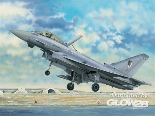 Trumpeter 02278 1/32 EF-2000 Eurofighter Typh