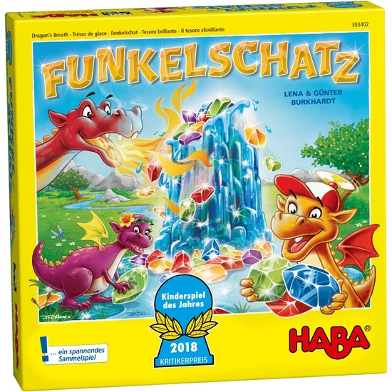 Haba 303402 Funkelschatz