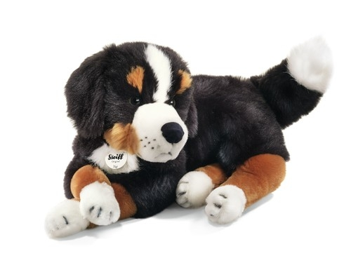 Steiff 079528 Sigi Berner Sennenhund 45 lie