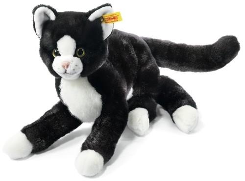 Steiff 099366 Mimmi Schlenker Katze 30 schw