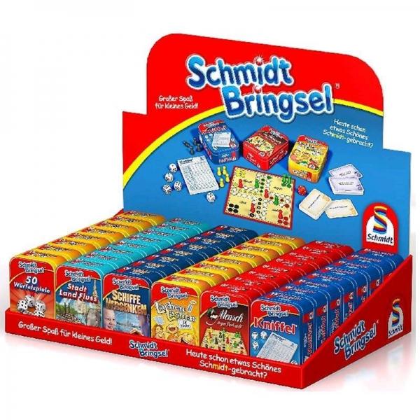 Schmidt Spiele 51055 Schmidtbringsel Spiel