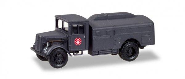 "Herpa 746335 Mercedes 3000 Tankfahrzeug ""Jagdgeschwader 1"""