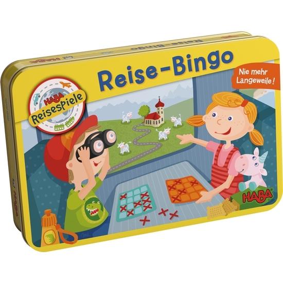 Haba 302955 Reise-Bingo