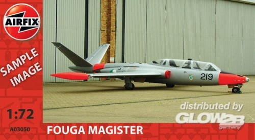 Airfix 03050 Fouga Magister