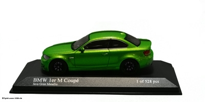 Minichamps 410020024 BMW 1ER COUPE - 2011 - JAVA