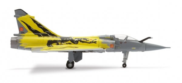 Herpa 552776 French Air Force, Armee de'l Air 'EC2/2 Cote D`or Dassault Mirage 2000C
