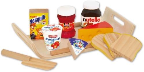 Chr. Tanner GmbH 9217 Frühstücks-Set aus Holz