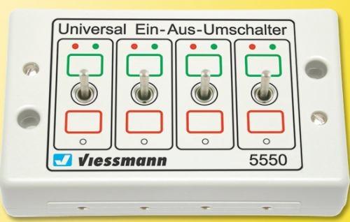 Viessmann 5550 Universal Ein-Aus-Umschalter
