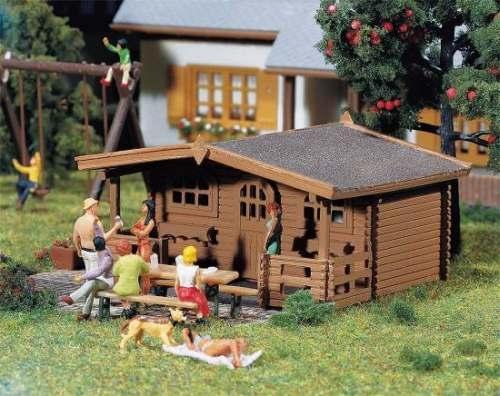 Faller 130208 3 Gartenhäuser