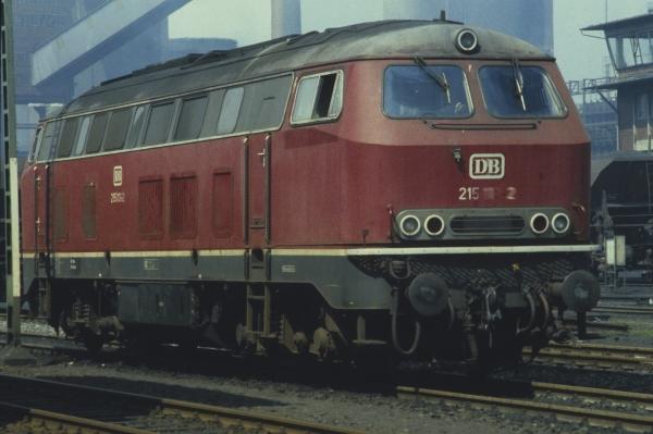 Roco 78757 Diesellok BR 215 DB AC-Sound